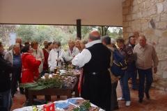 croceristi al museo Aprile 2010