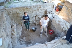 summer school excavations