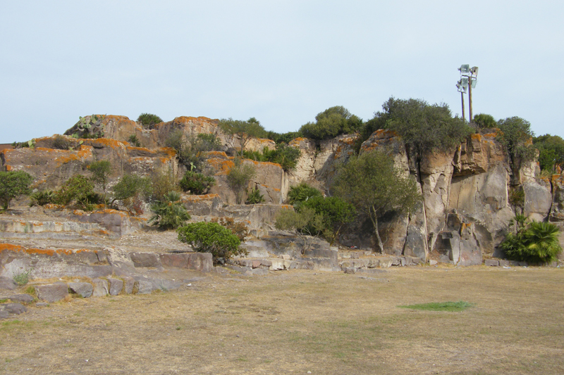 Cave di Is Pirixeddus