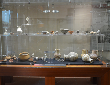 Museo Archeologico Ferruccio Barreca, Sala 2