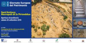 Locandina Giornate Europee del Patrimonio